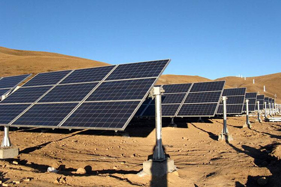 Поворотные приводы Tracker для солнечной энергетики