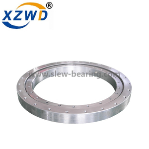 High Precision Extra Light Lightweight Slewing Bearing without Gear for Ladle Turret