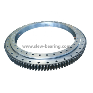 Wanda Factory Slewing Ring Swing Bearing for Hitachi Excavator EX200