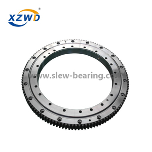 Light Weight Geared Turntable Slewing Ring Bearings Usd for Excavator