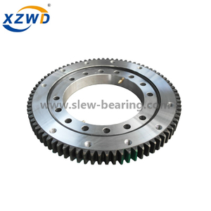 Single Row Ball Slewing Ring with External Gear for Industries